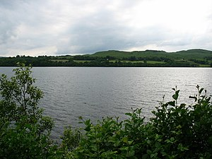 English: Loch Awe from the A85.