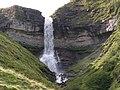 Loch Leathan falls. - geograph.org.uk - 107736.jpg