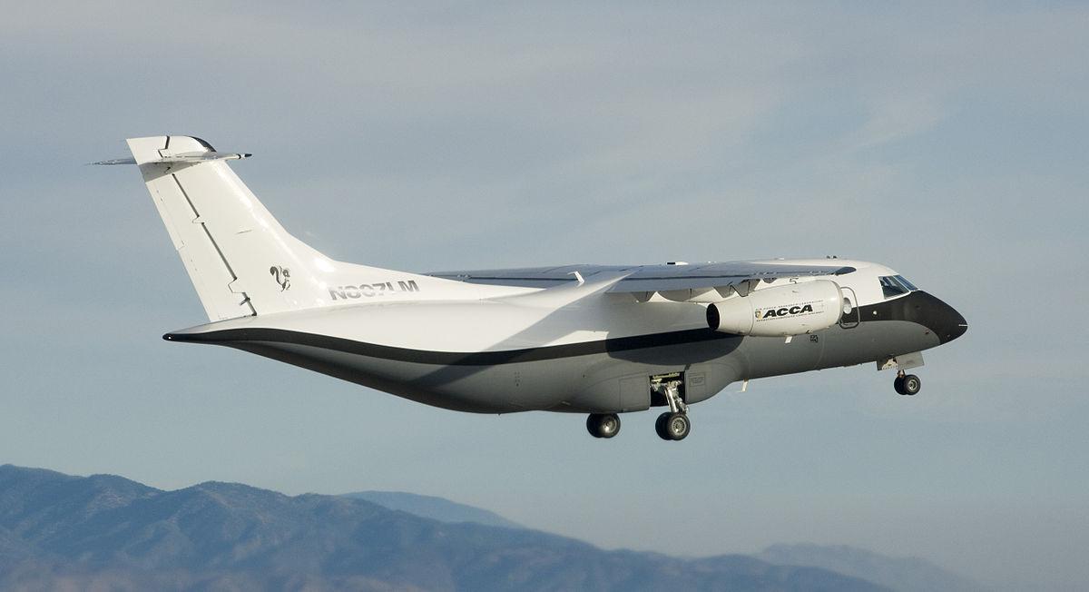 Lockheed Martin X-55 - Wikipedia