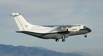 Lockheed Martin X-55 - Image: Lockheed Martin X 55 ACCA 001