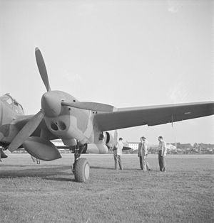 Allison V-1710 - P-38G engine, in this case V-1710-51/55 (F10) which this series used