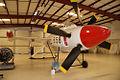 Lockheed XFV-1 Salmon BuNo 138657 RFront lowlight FLAirMuse 29Aug09 (14413220117).jpg