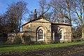 Lodge at the entrance to Ribston Park, Walshford - geograph.org.uk - 290975.jpg