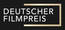 Logo Deutscher Filmpreis sinds 2019