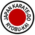 Logo for Japan Karate-Do Ryobu-Kai.png