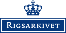 Logo of the Danish National Archives.png