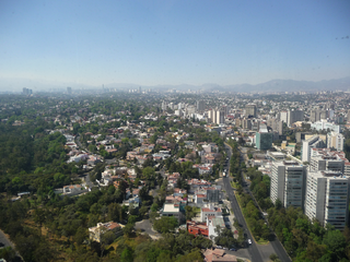Neighborhood of Mexico City in Miguel Hidalgo, Mexico City