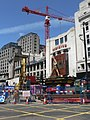 London, road works in Tottenham Court Road - geograph.org.uk - 865008.jpg
