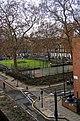 London - Crestfield Street - View on Argyle Square