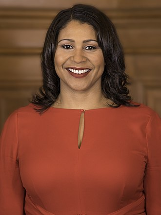2018 San Francisco mayoral special election - Image: London Breed (1)