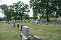 Looking SW across sections U and K - Glenwood Cemetery - 2014-09-19.jpg