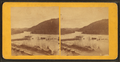 Looking north from Brattleboro side of river, by D. A. Henry.png