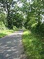 Looking south down Peddlars Turnpike - geograph.org.uk - 564999.jpg