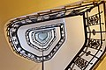 Looking up from the basement pf an Art Nouveau staircase.jpg
