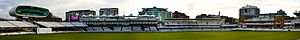 Lord's - Panoramic view of Lord's Cricket Ground