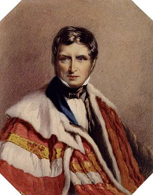 John Copley, 1st Baron Lyndhurst - Image: Lord Lyndhurst by Felix Roffe