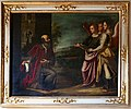 Lorenzo lippi (cerchia), abramo e i tre angeli, 1630-60 ca.jpg