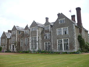 Sense and Sensibility (2008 miniseries) - Loseley Park served as the exterior of Barton Park, home of the Middleton family.