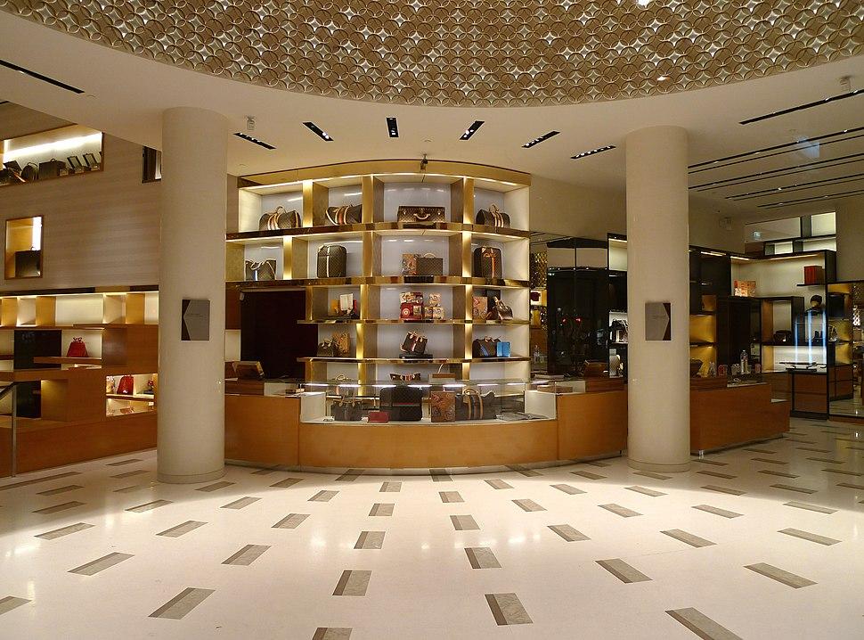 Louis Vuitton, Champs-Elysées 2