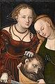 Lucas Cranach d.Ä. - Judith mit dem Haupt des Holofernes (Kunsthistorisches Museum, Vienna).jpg