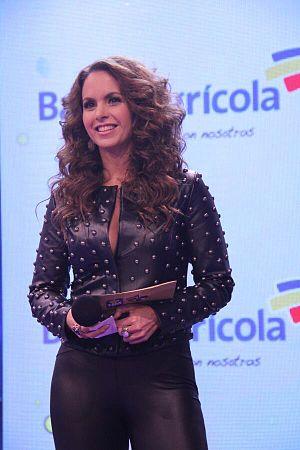 Lucero (entertainer) - Image: Lucero Hogaza