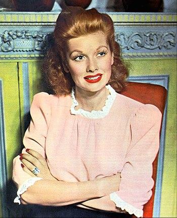 Lucille Ball 1943 Jpg