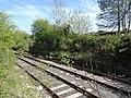 Ludgershall railway station (site), Wiltshire (geograph 5865343).jpg