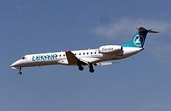 Luxair Embraer ERJ 145