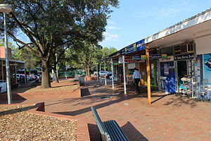 Lyneham, Australian Capital Territory - Lyneham shops