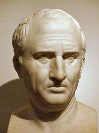 Busto Cicerón