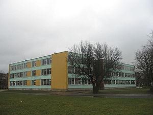 Šilutės Martyno Jankaus pagrindinė mokykla
