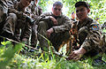 MAF, US Marines exchange expertise through survival training 130807-M-MG222-005.jpg