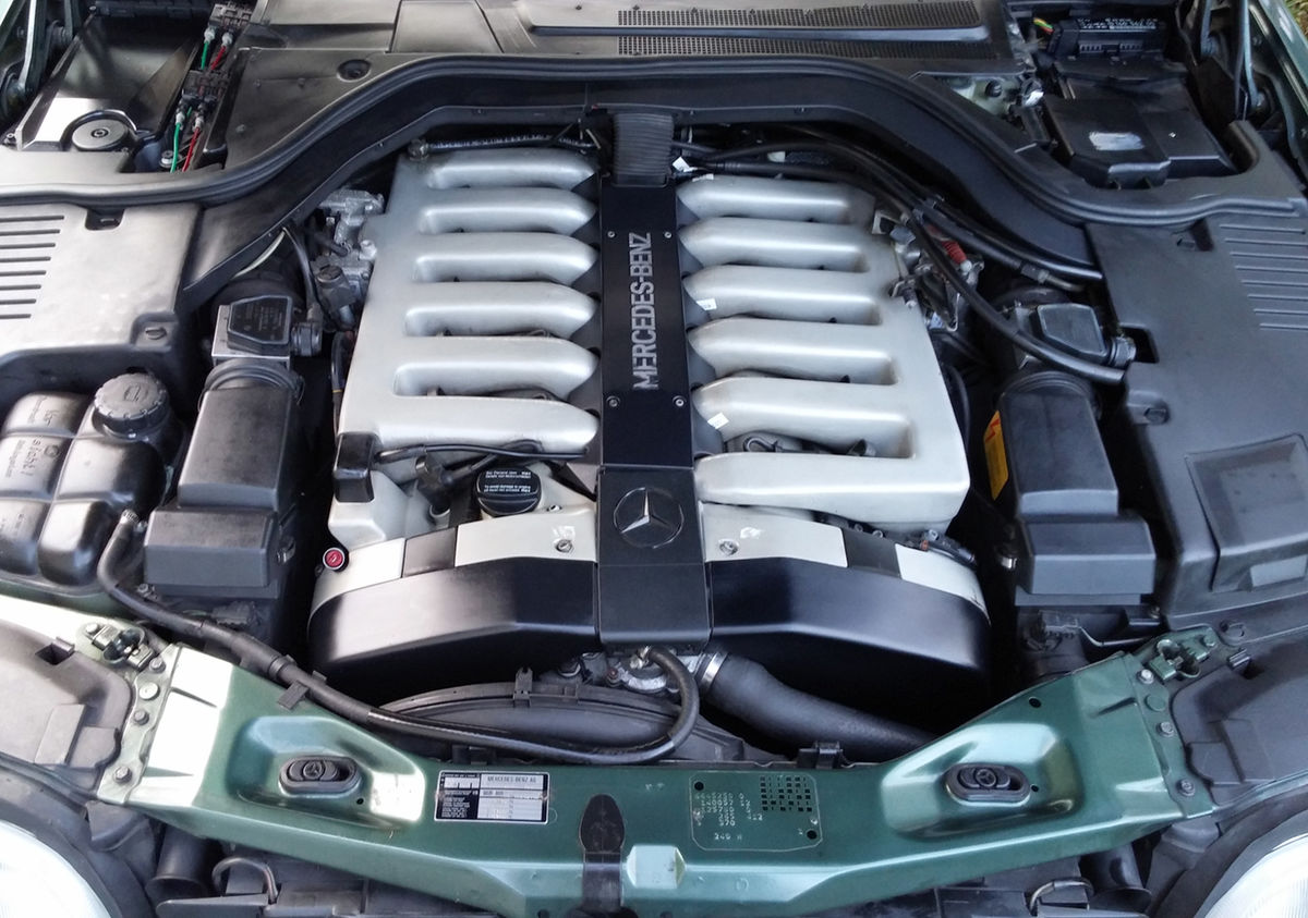 Mercedes Benz M120 Engine Wikipedia