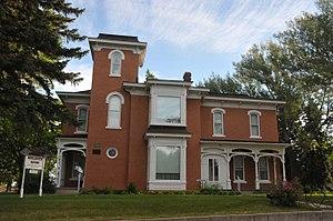 Arthur C. Mellette - Mellette House in Watertown, South Dakota