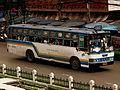MERCEDES PUBLIC BUS ROUTE 57 WONGWAI YAI STATION BANGKOK THAILAND JAN 2012 (7009500249).jpg