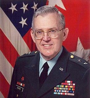 Donald Burdick United States Army general