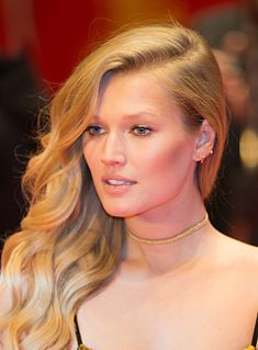 Toni Garrn German fashion model and actress