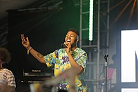 MNEK Glatsonbury Festival 2014 by neal whitehouse piper.jpg