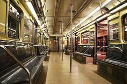 r38 new york city subway car wikipedia. Black Bedroom Furniture Sets. Home Design Ideas