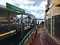 MV Friendship docked at Cockatoo Island.jpg
