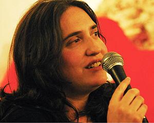 Macarena Gelman - Macarena Gelman in 2014.