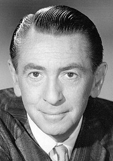 Macdonald Carey American actor