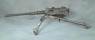 Machine gun M2 1