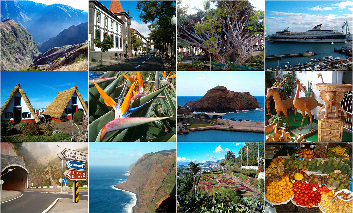 Madeira wikip dia for Ver fotos de
