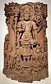 Madhya pradesh, dio haria hara, metà vishnu e metà shiva, IX secolo.jpg