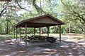 Madison Blue Springs State Park picnic tables shelter.jpg