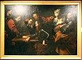 Maestro del giudizio di salomone (forse jusepe de ribera), negazione di pietro, 1615-16 (roma, palazzo barberini) 01.JPG