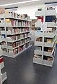 Mahn- und Gedenkstätte der Stadt Düsseldorf, Bibliothek, 2016.jpg