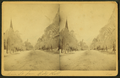 Main Street from City Hall, Saco, by Sawtelle, E. E. (Edward E.).png