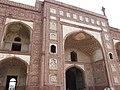 Main entrance to Tomb of Jahangir 10.jpg